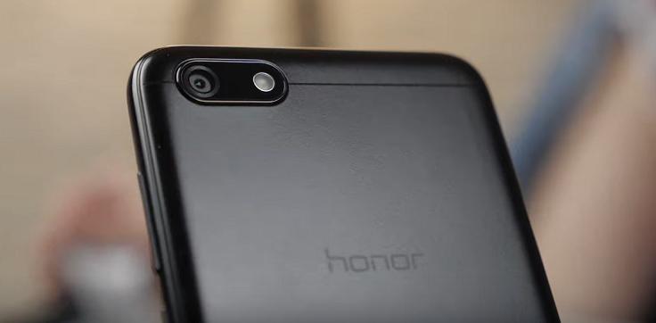 Характеристики камер Huawei Y5 такие же, но разрешение основной ниже