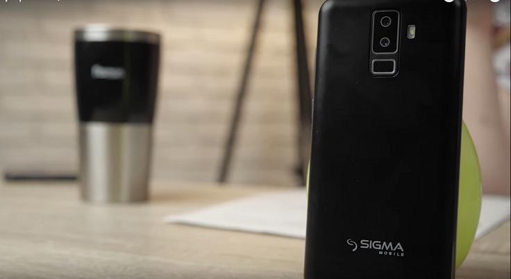 По емкости лидирует батарейка смартфона Sigma