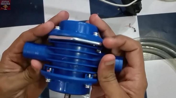 В основе корпуса инженерный пластик