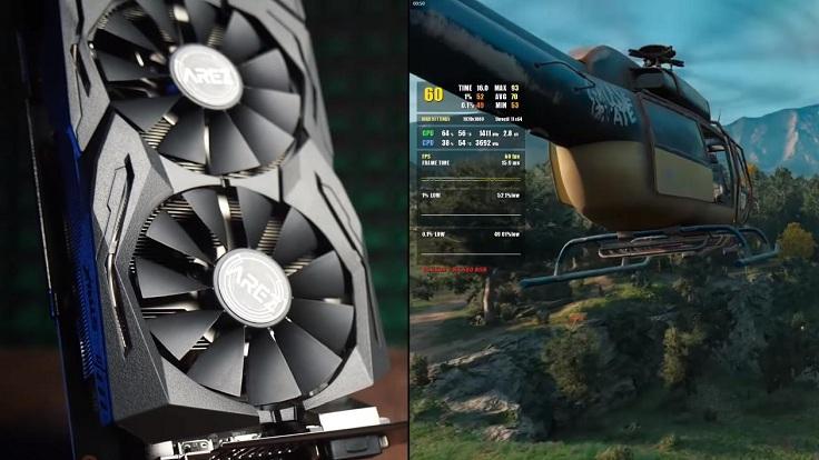Выбор видеокарты по-прежнему сводится к Radeon RX 580.