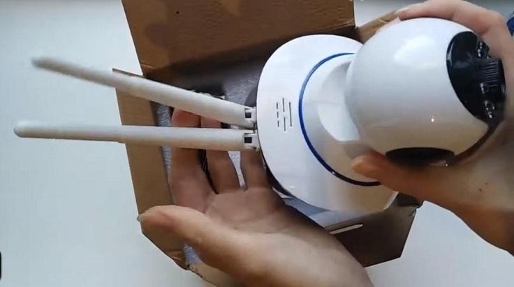 IP камера Hiseeu HSY-FH1C