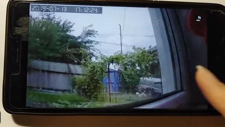 Камера способна отслеживать движение и высылать уведомления