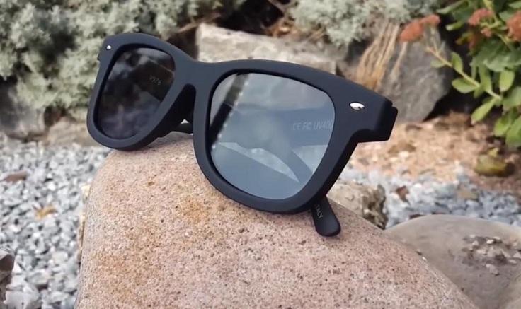 Солнечные очки с регулировкой затемнения