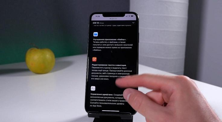 Apple добавила возможность установки сторонних шрифтов из App Store