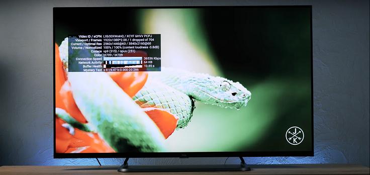 Android TV,так грузит систему, что даже менюшки настроек еле ворочаются