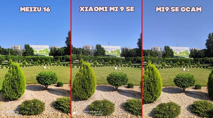 у Google камеры более широкий динамический диапазон