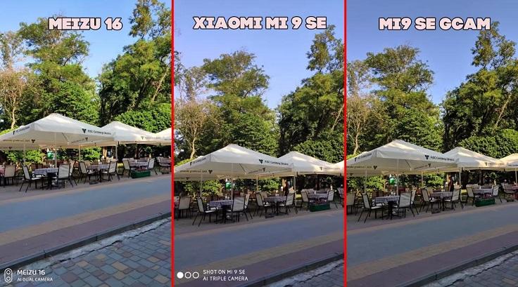 Стоковая камера Xiaomi Mi 9 SE порадовала уверенностью красок