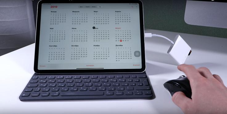 Скроллинг колесиком bluetooth мышки будет работать во всех приложениях