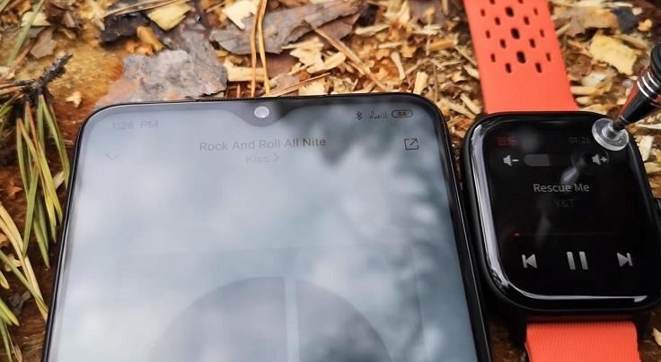 Следующая - функция управления плеером телефона.