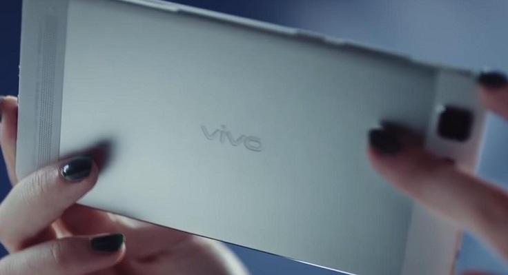 Vivo X1 - самый тонкий на тот момент аппарат - 6.55 миллиметра