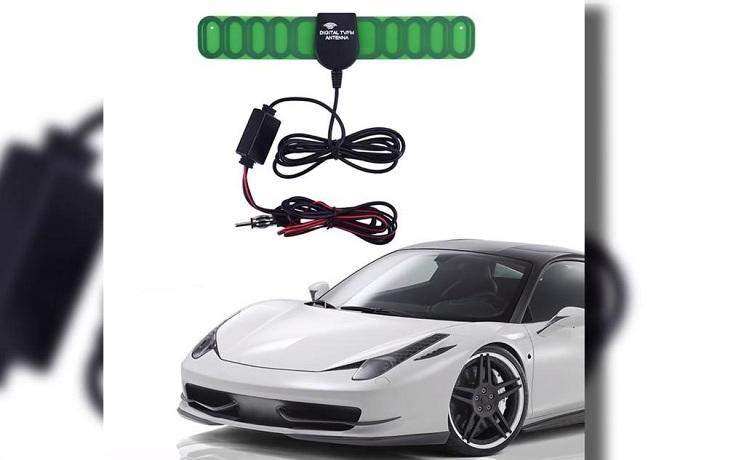 Автомобильная телевизионная антенна