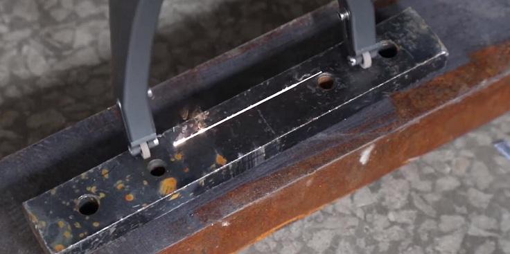 Аппарат для лазерной чистки
