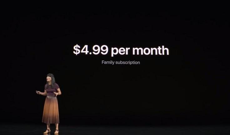 Стоимость всей этой радости $5 в месяц.