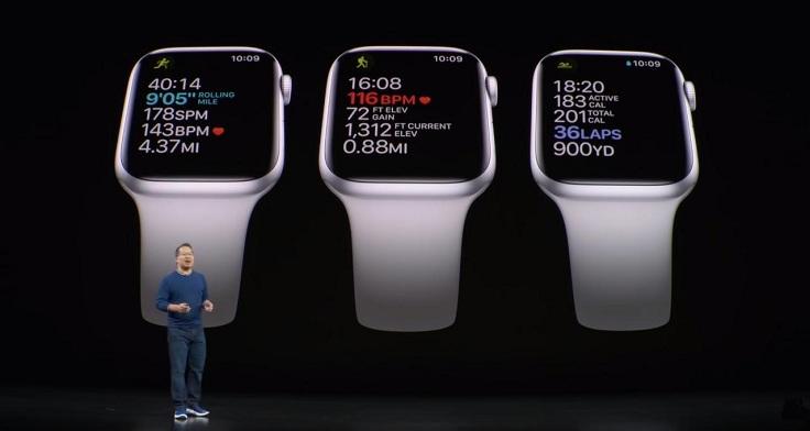 За производительность отвечает 64 битный чип Apple S5