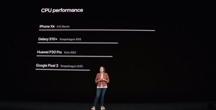 На смену процессору Apple A12 пришел Apple A13 Bionic