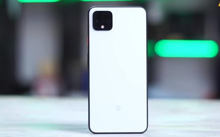 Pixel 4 своим квадратным блоком камер очень напоминает только представленный iPhone 11