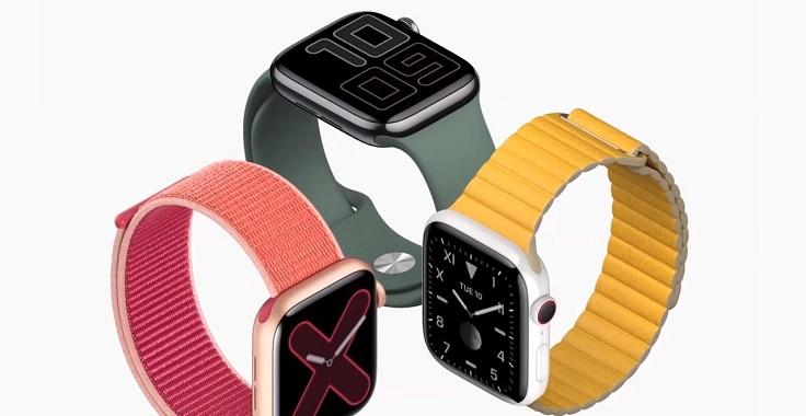 Еще новые часы могут похвастаться экраном always-on-display