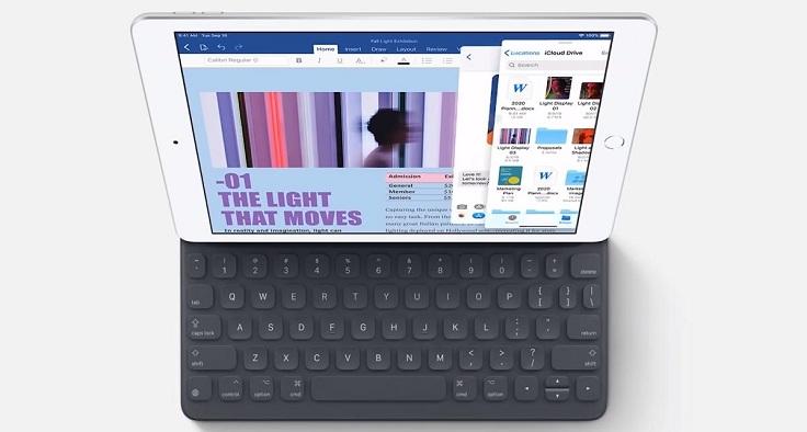 На базе этих чипов решили выпустить обновленную базовую версию iPad