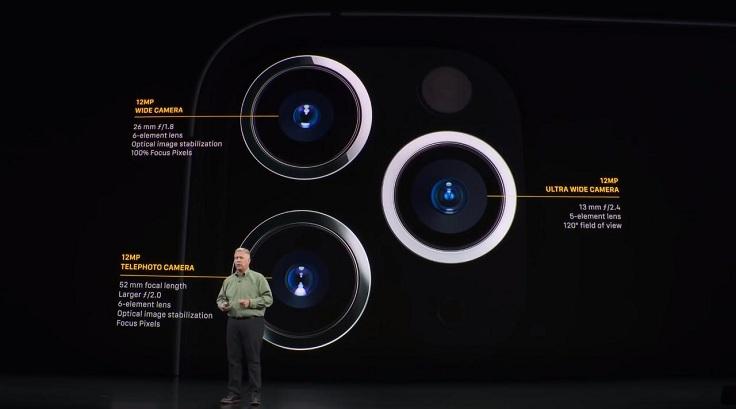 Никто не спорит с тем, что Apple отстала от конкурентов по части качества съемки