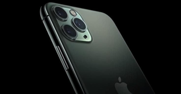 В Apple решили сделать выпирающий квадратный блок