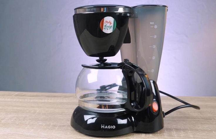 Капельная кофеварка MAGIO MG-344