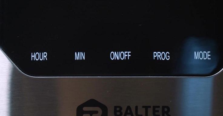 Капельная кофеварка Balter Home KM-F10