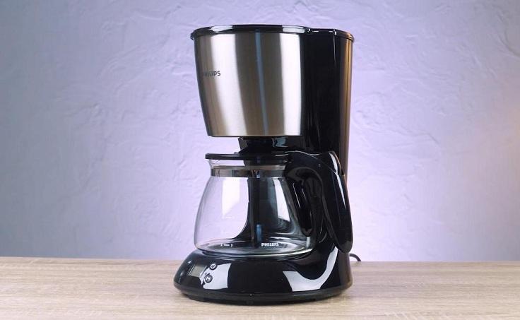 получите идеальный кофе одинаковой крепости, как в первой чашке, так и в последней
