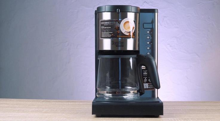 Капельная кофеварка REDMOND SkyCoffee RСМ-М1519S