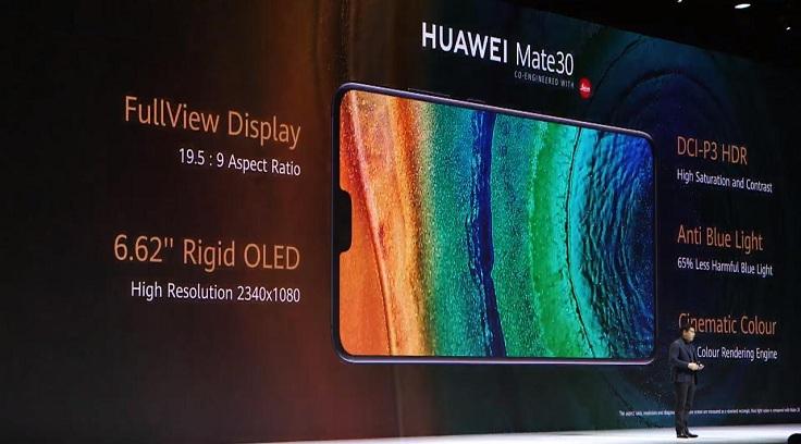 В обеих моделях поставили OLED, младшая с диагональю 6,62 дюйма старша