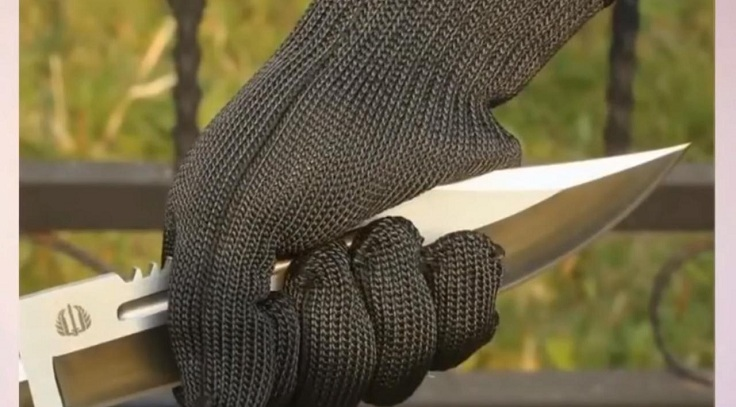 Перчатки для самообороны