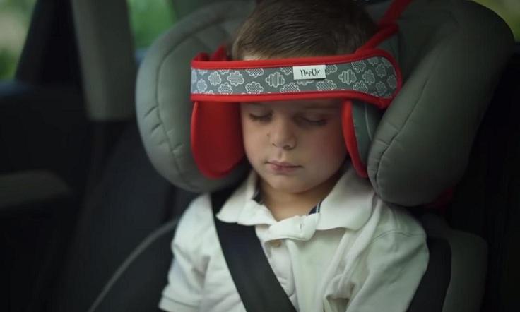 Пояс для сна в машине