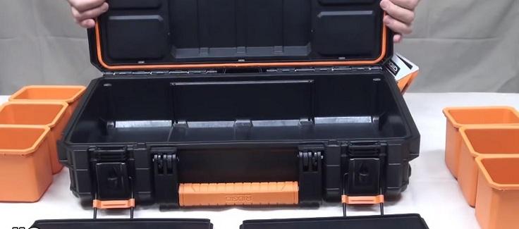 Ящик для инструментов, разные виды