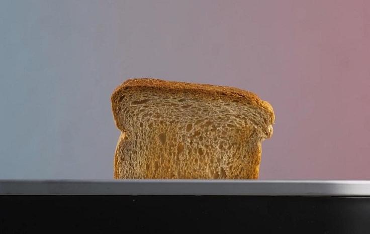Хлеб тосту голова, поэтому начинаем с него