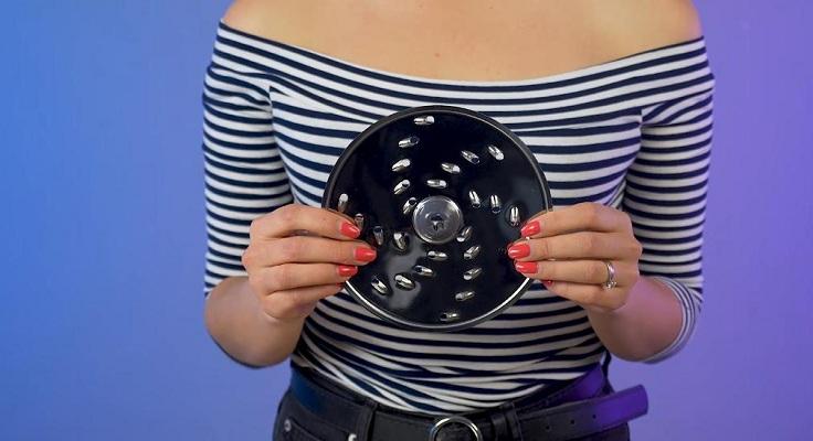 С этими дисками можно измельчить, что угодно и как угодно