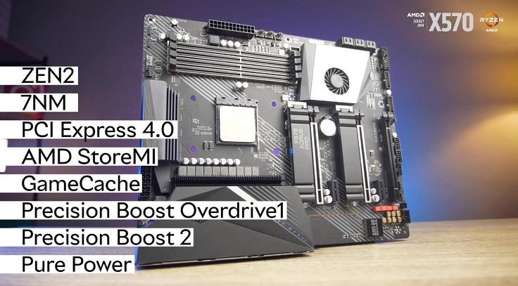 Процессор Ryzen 7 3800X