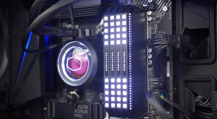 ОперативкаCorsair Dominator Platinum RGB