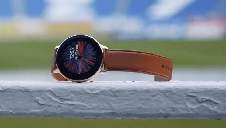 Новое поколение умных часов — Galaxy Watch Active 2