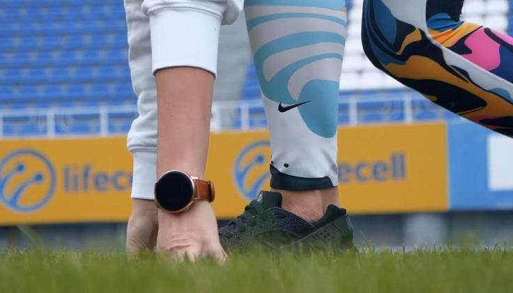 Galaxy Watch Active 2 - это часы для спорта.