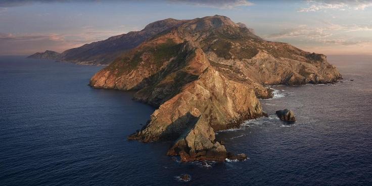 Динамические обои новые - остров Каталина