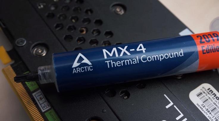 Коэффициент теплопроводности указан довольно высокий - 8,5 Вт/(м·К) (ватт на метр-кельвин).