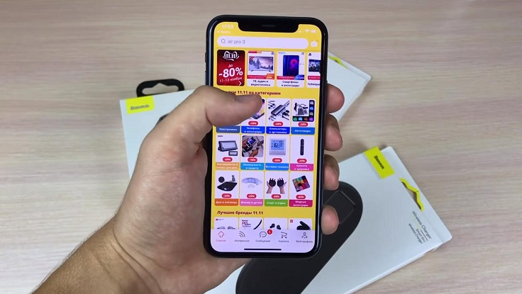 Гаджеты для iPhone с АлиЭкспресс за копейки