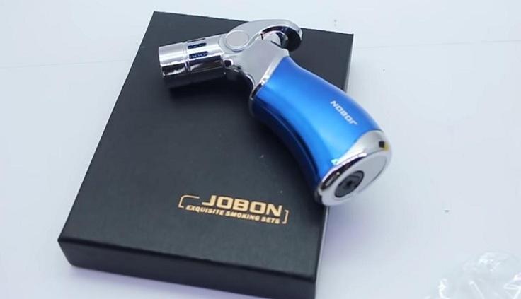 Зажигалка JOBON 4 Turbo