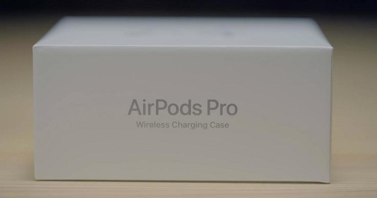 Неожиданно Apple представила свои новые наушники AirPods Pro