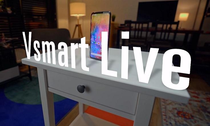 Сегодня будем говорить про смартфон VSmart
