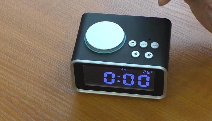 Аналогично настраиваем 2-ой будильник.