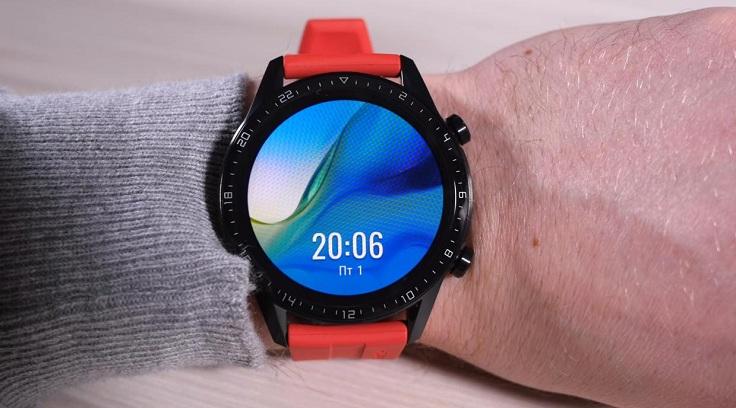 Для Watch GT 2 Huawei подготовила 14 новых watch фейсов