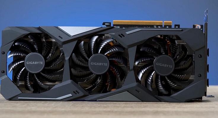 Radeon RX 5700 XT от Gigabyte