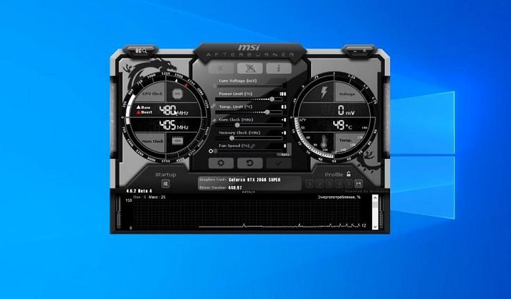Начнем с видеокарты nVidia в лице GeForce RTX 2060 Super Gaming X от MSI.