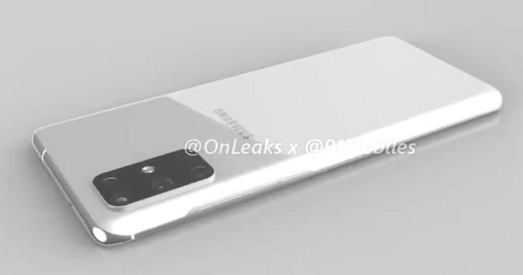 Свежие утечки о Samsung Galaxy S11 и S11E