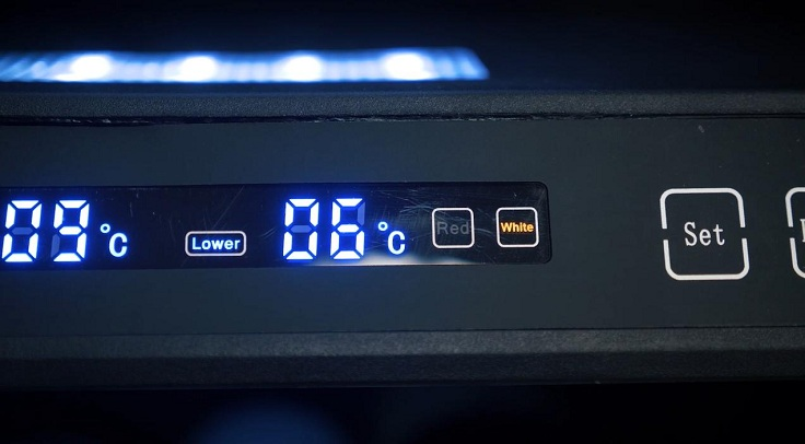 HAIER WS30GA – это винный шкаф климатического типа.